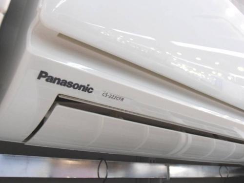 Panasonicの中古エアコン 名古屋