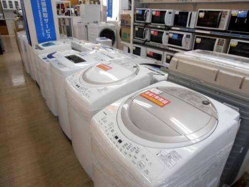 中古洗濯機 名古屋の中古家電 名古屋