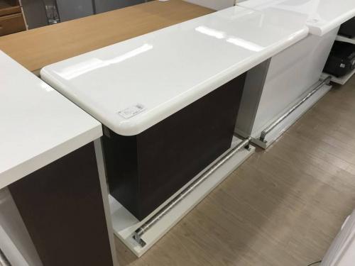 コスパ◎家具のキッチンカウンター