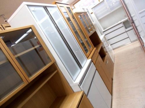 コスパ@家具のカップボード・食器棚