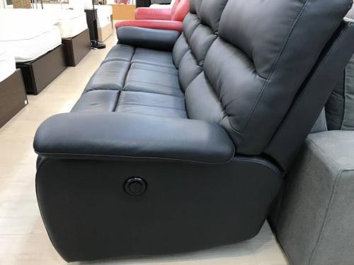 電動リクライニングソファーのニトリ