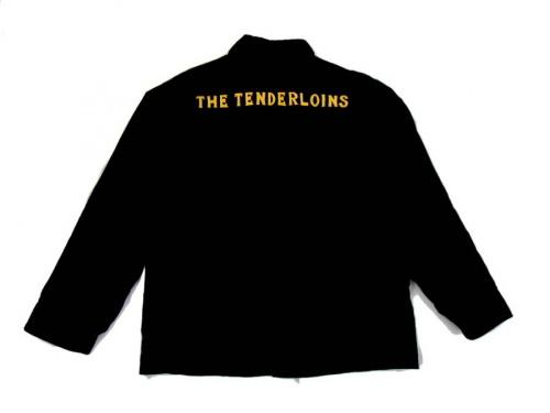 ジャケットのベロアスーベニアジャケット