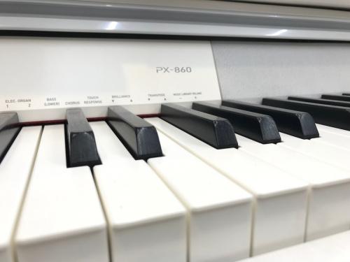 鍵盤楽器のCASIO