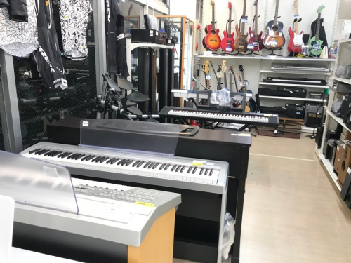 CASIOの楽器 名古屋