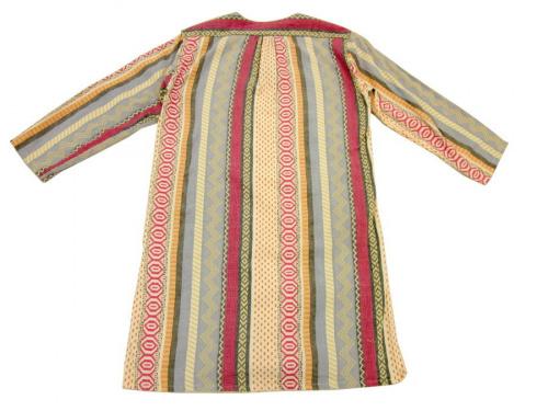 プルオーバーロングシャツのEngineered Garments