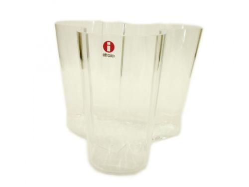 インテリア小物のガラスベース