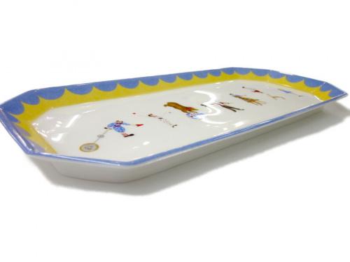 洋食器のケーキプレート