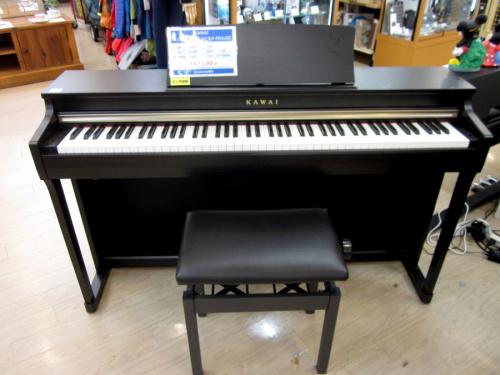 鍵盤楽器のデジタルピアノ