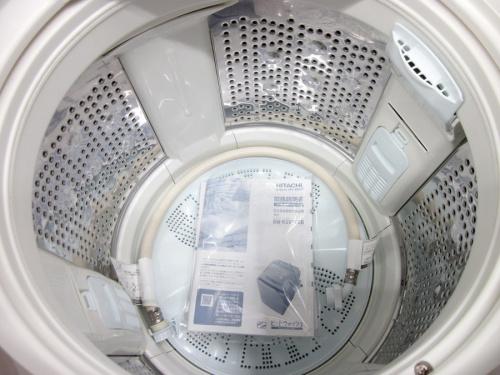 全自動洗濯機のHITACHI