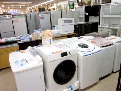 洗濯機の中古家電 名古屋