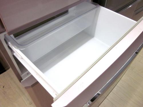 2ドア冷蔵庫のMITSUBISHI
