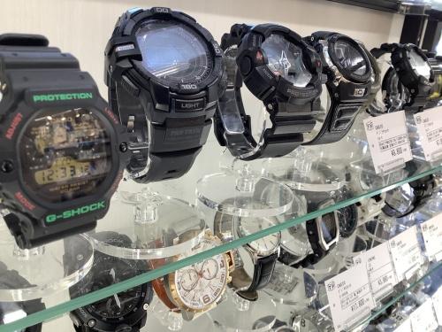CASIOの名古屋 中古腕時計