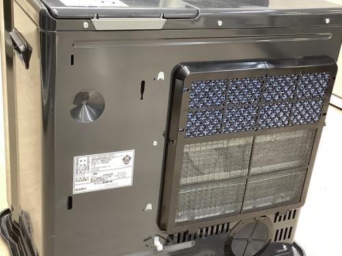燃焼系暖房器具の石油ストーブ