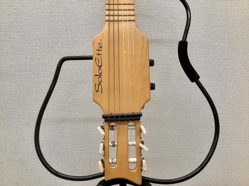 サイレントギターのSoloEtte