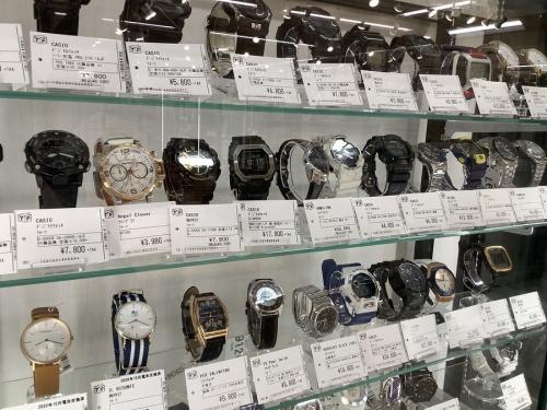 プレサージュの名古屋中古腕時計