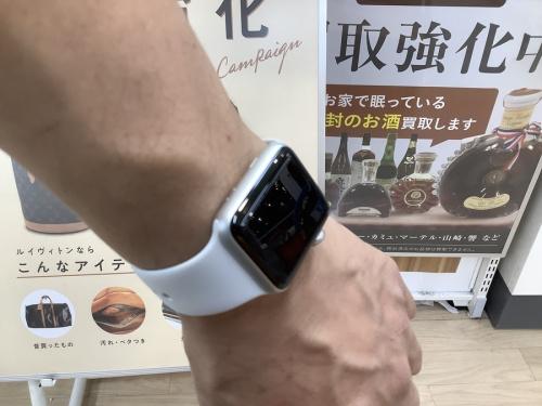 モバイル機器のApple Watch Series