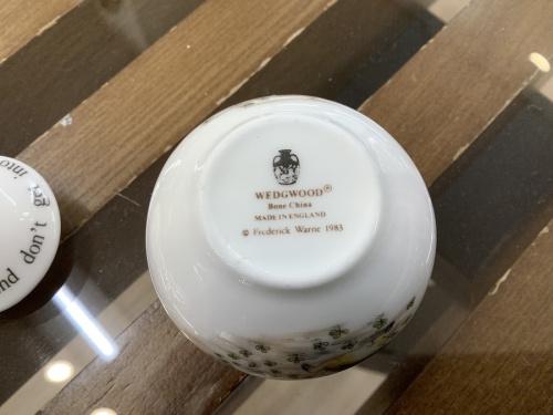WEDGWOODの名古屋贈答品買取