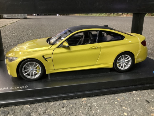 BMWのモデルカー
