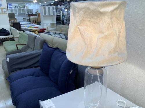 照明のランプ