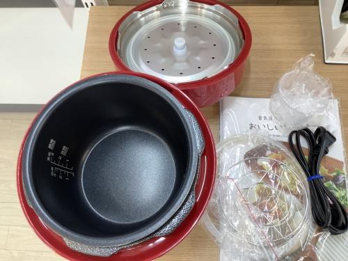 電気圧力鍋のsicora