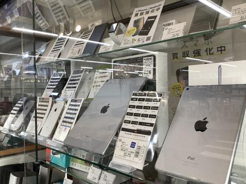 スマートフォンの名古屋中古家電買取