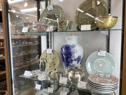 洋食器の名古屋雑貨買取雑貨