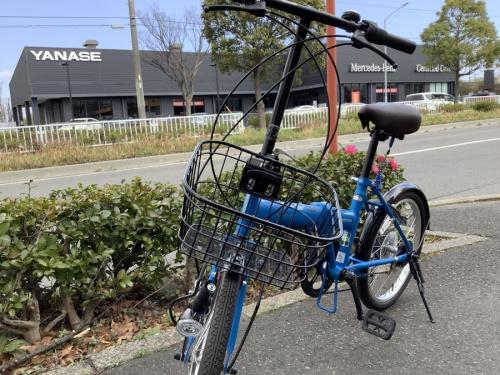 スポーツ用品の自転車