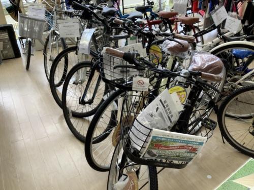 中古自転車の名古屋中古自転車買取