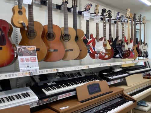 MORRISの中古楽器 名古屋