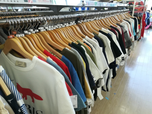 THE NORTH FACEの名古屋古着買取