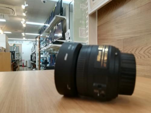 デジタル家電の交換レンズ