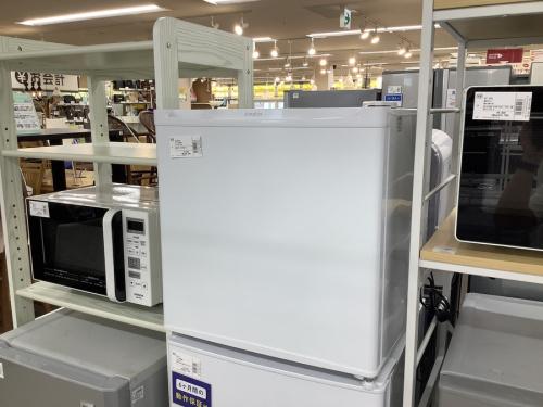 キッチン家電の冷凍庫