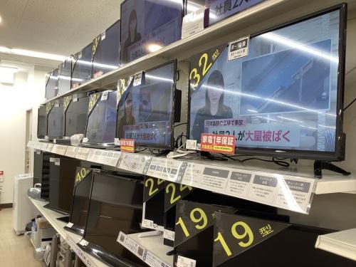 液晶テレビの4K対応テレビ