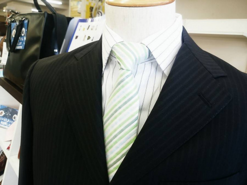 ビジネスアイテムの横浜長津田衣類