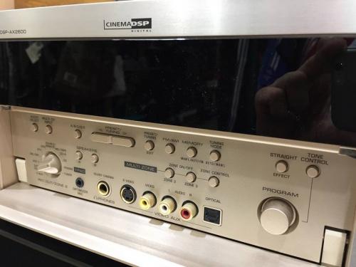 花小金井AVのオーディオ機器