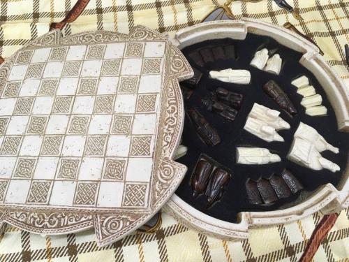 ボードゲームのチェス