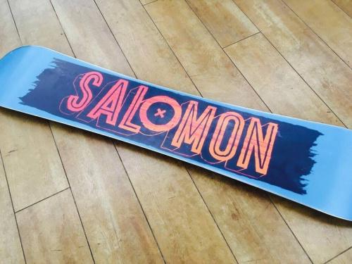 SALOMONのサロモン