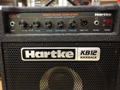 HartakeのKick Back