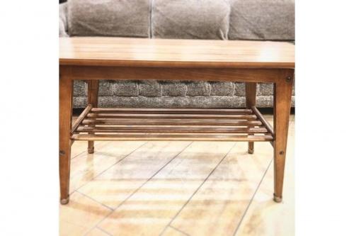 リビングテーブルSの花小金井家具