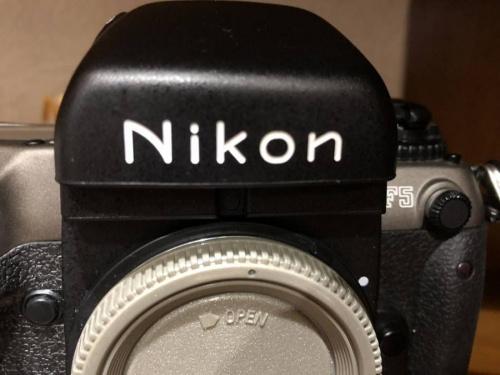 NIKONの50周年