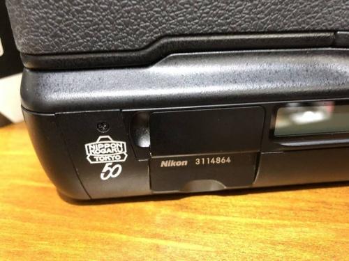 50周年のカメラ