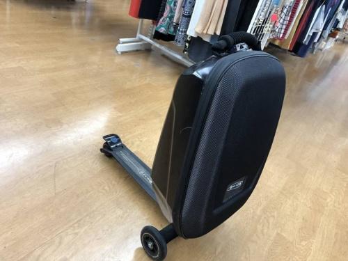 バッグのmicro luggage