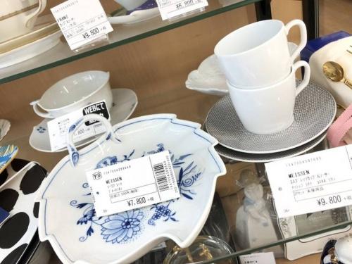 洋食器の武蔵野市 小金井 国分寺 杉並 中古洋食器 買取 販売