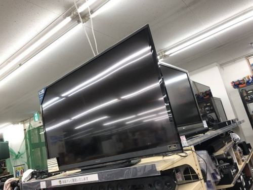 テレビの武蔵野市 小金井市 国分寺市 杉並区 中古 テレビ 液晶テレビ ハイスペックテレビ 買取