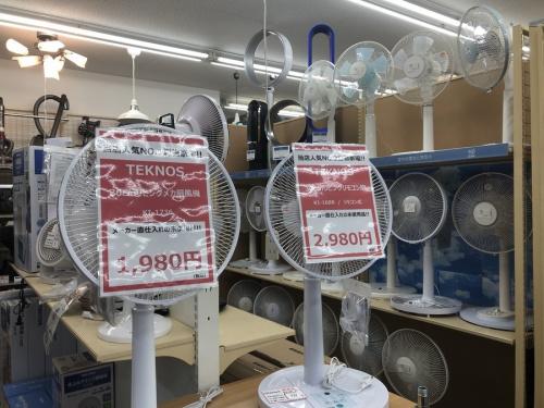 エアコンの武蔵野市 小金井市 国分寺市 杉並区 中古 エアコン 扇風機 除湿器 買取 販売