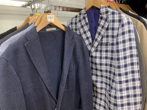 メンズファッションのBOGLIOLI ボリオリ アンコンジャケット  テーラードジャケット