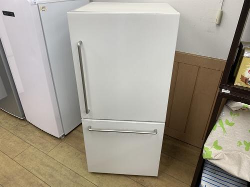 生活家電の冷蔵庫 無印良品 MUJIRUSHI