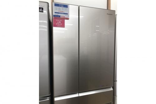 冷蔵庫の武蔵野市 小金井市 国分寺市 杉並区 中古 大型冷蔵庫 6ドア  中古冷蔵庫 2ドア 買取 販売