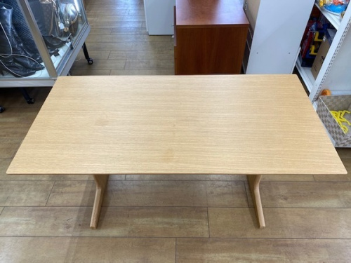 家具の無印良品 リビングダイニングテーブル