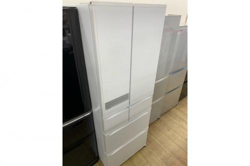 生活家電の冷蔵庫 MITSUBISHI